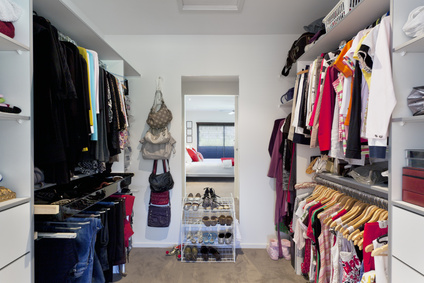 Nothing To Wear in Closet Picture