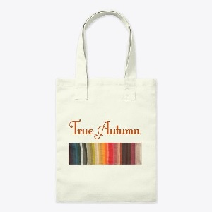 True Autumn Tote Bag